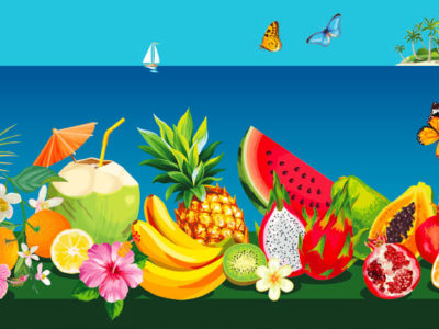 HD Fruits exotiques
