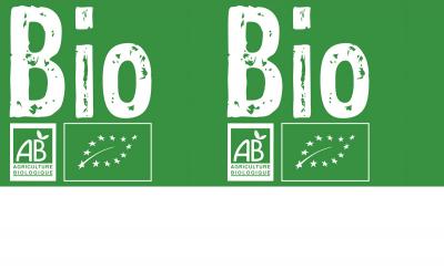 Motif Bio agriculture biologique