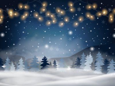Noël Paysage
